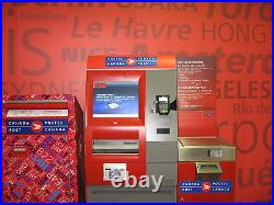 185c RARE UR HASH 2013 RATE KIOSK VENDING COILS CP14 Second Issue 1st Printing