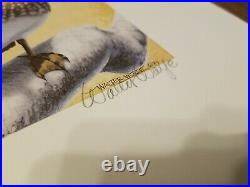 1979 83 California Duck Stamp LE Print autographed print LOT of 5 withstamps
