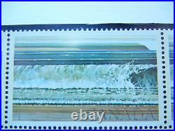 #726 Fundy, Block of Ten, $1 Canada Stamps, Dry Print Error, Mint NH