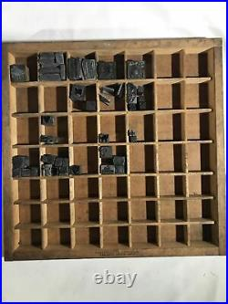 Antique Vintage Lot 43 Metal Printing Blocks Stamps Very Rare-cars lincoln wash