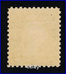 Exceptional Genuine Scott #595 Mint Og Nh Pf Cert 1923-26 Coil Waste Printing