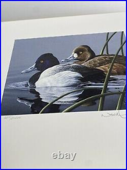 Federal & State Duck Stamp Print Lot 65 total- assorted artists 1982-1997