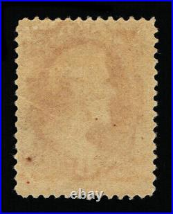 Genuine Scott #186 F-vf Mint Og (nh) 1879 Pink Aps Cert Perf-12 Abnc Printing