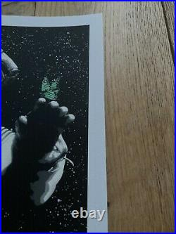 Martin Whatson Eternal Reflection Print Edition Of 100 Double Stamped Mint