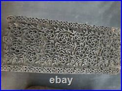 Wood Batik Print Block Stamps Textile Fabric Wall Printing Nepal Lot 7