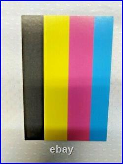 Yugioh! Lob Test Print Misprint Card Very Rare! Nm-mint Partial Image On Card